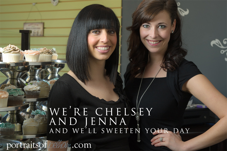 Chelsey Cook & Jenna Young from Designer Delights