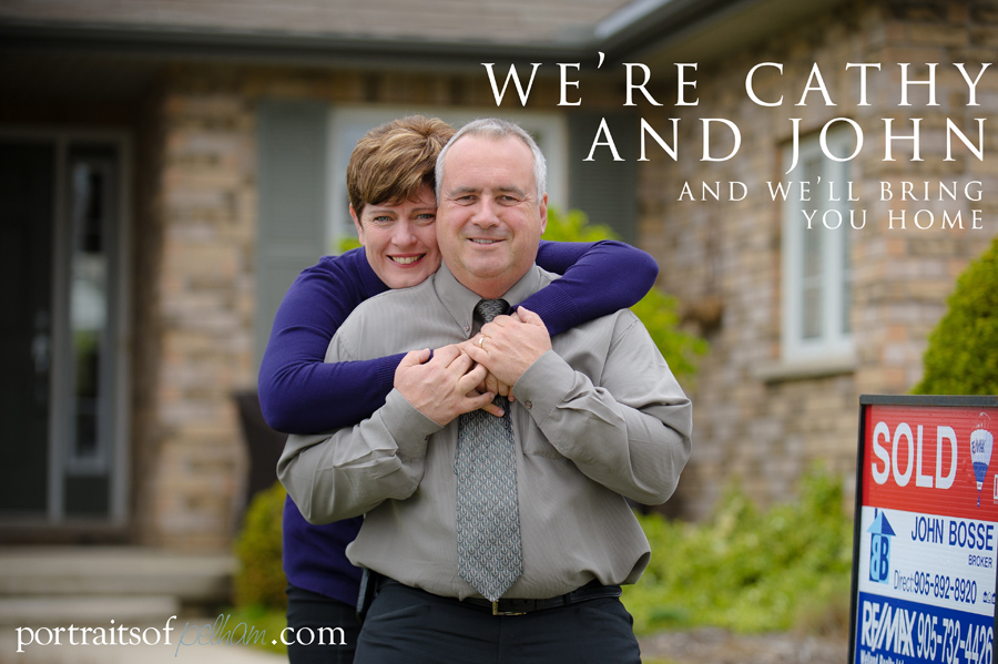 Cathy and John from Re/Max Welland Realty