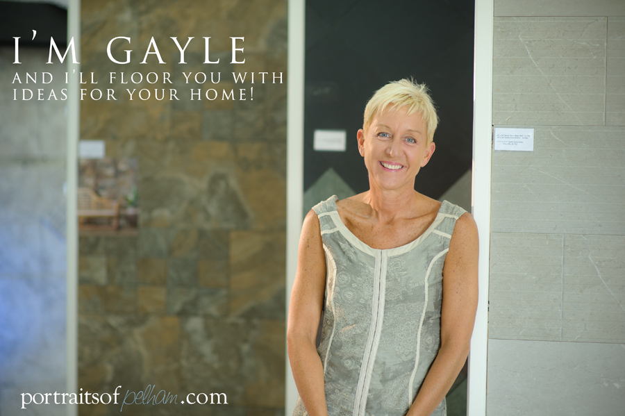 Gayle Baltjes-Chataway from Star Tile – Carpet One