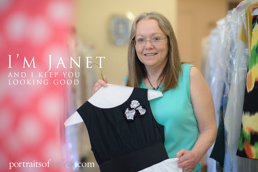 Janet Lambert from Quality Cleaners