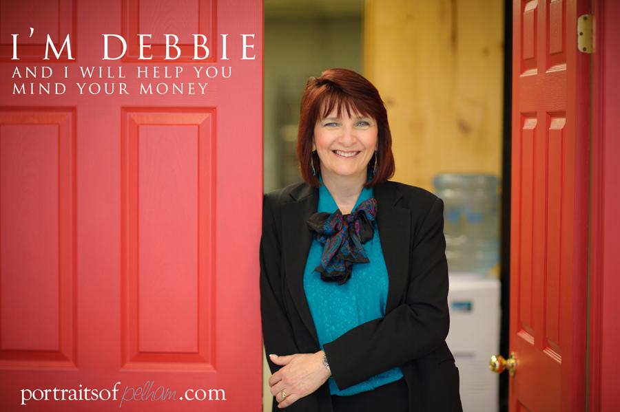 Debbie McIntyre from McIntyre Associates Inc