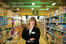 Lori Hewitt from Sobey's Fonthill