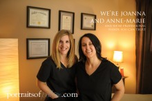 Joanna Nicoletta and Anne-Marie Valerio of Advanced Health Massage Therapy Clinic