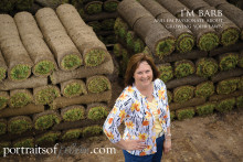 Barb Christopher from Young Sod Inc.